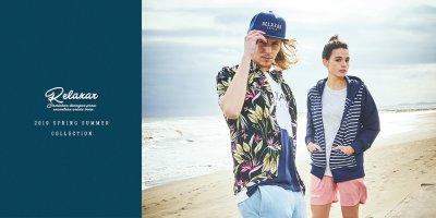 【CASUAL】Relaxar(リラクシャー)2019年春夏商品を販売スタート