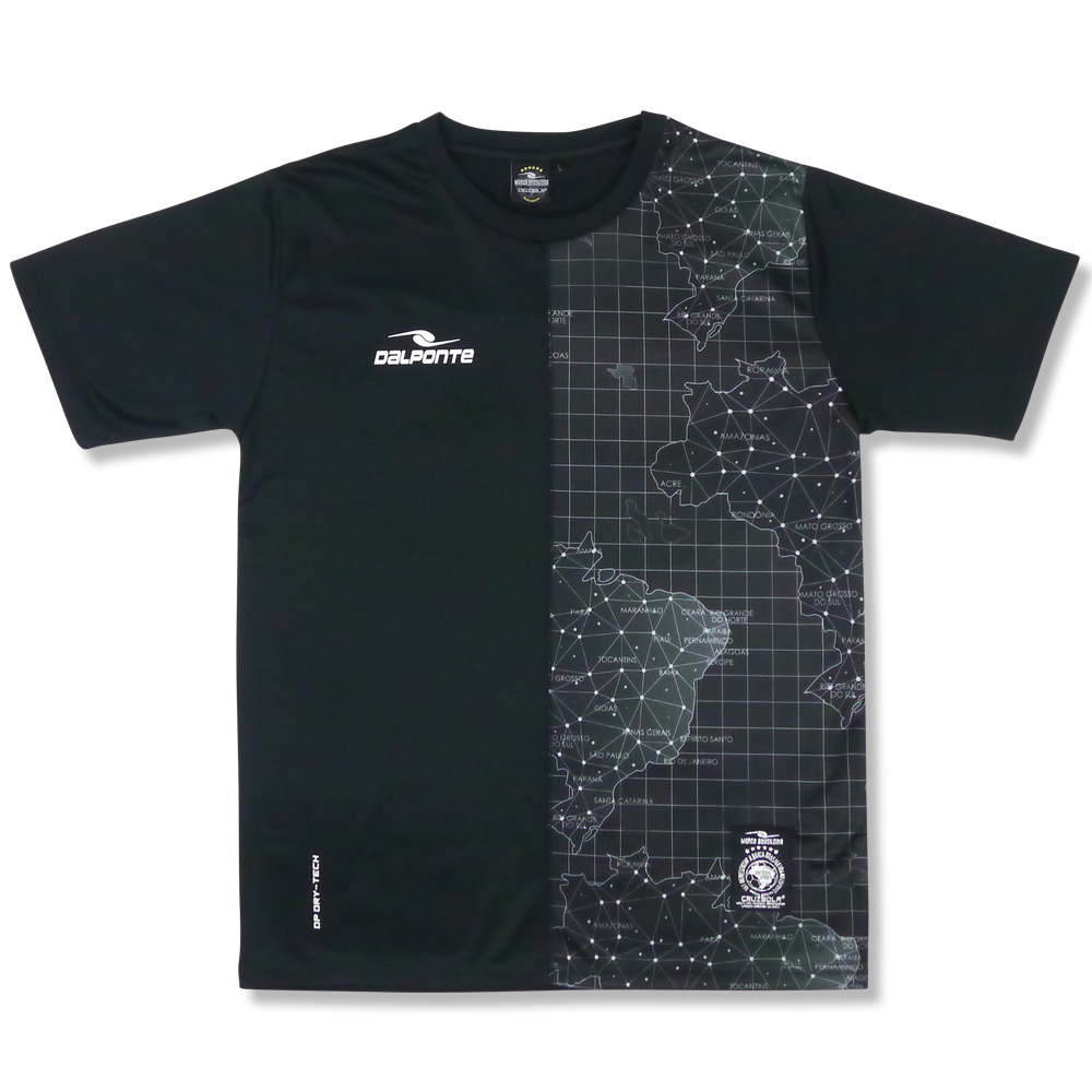 BR総柄プラクティスTシャツ