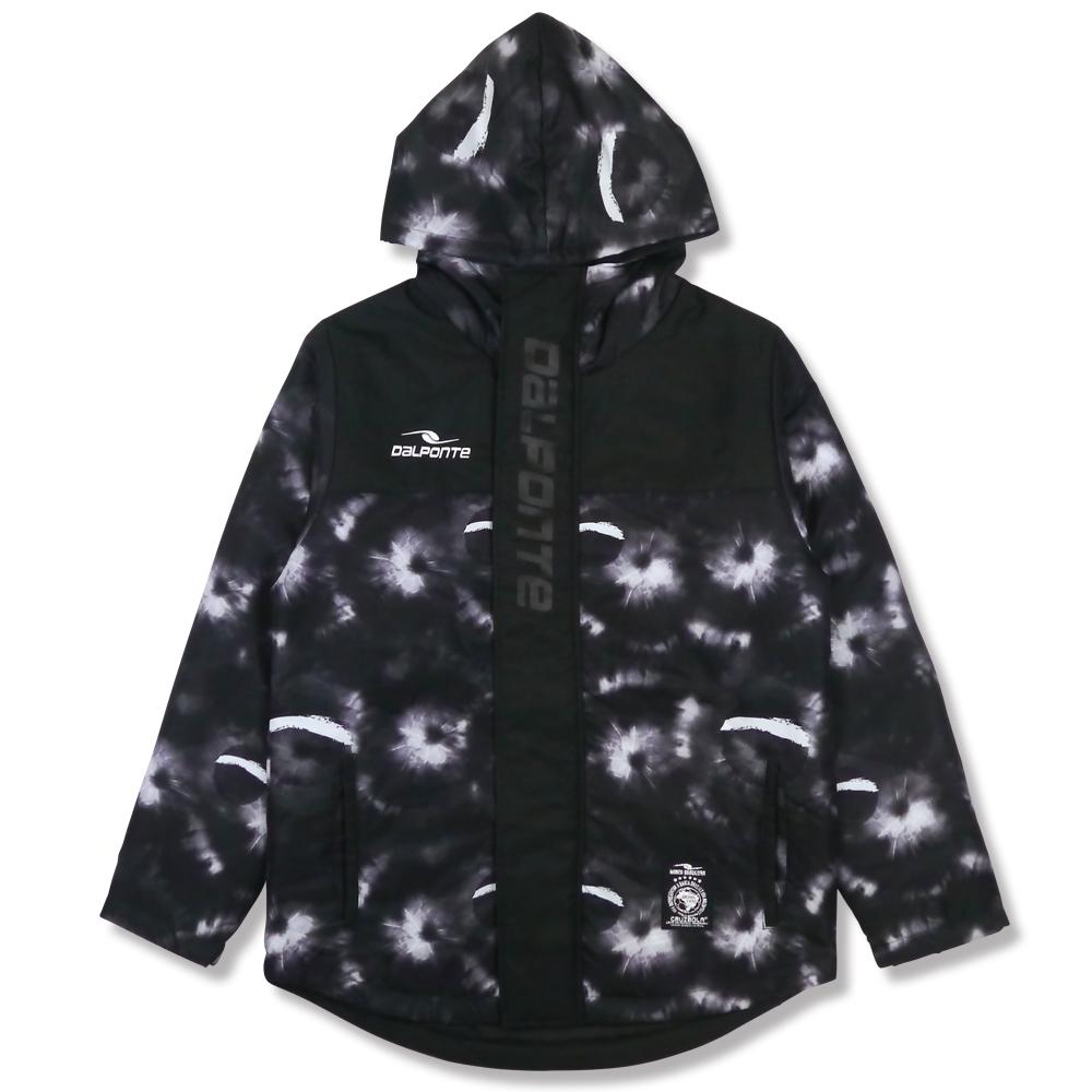 昇華中綿ハーフジャケット